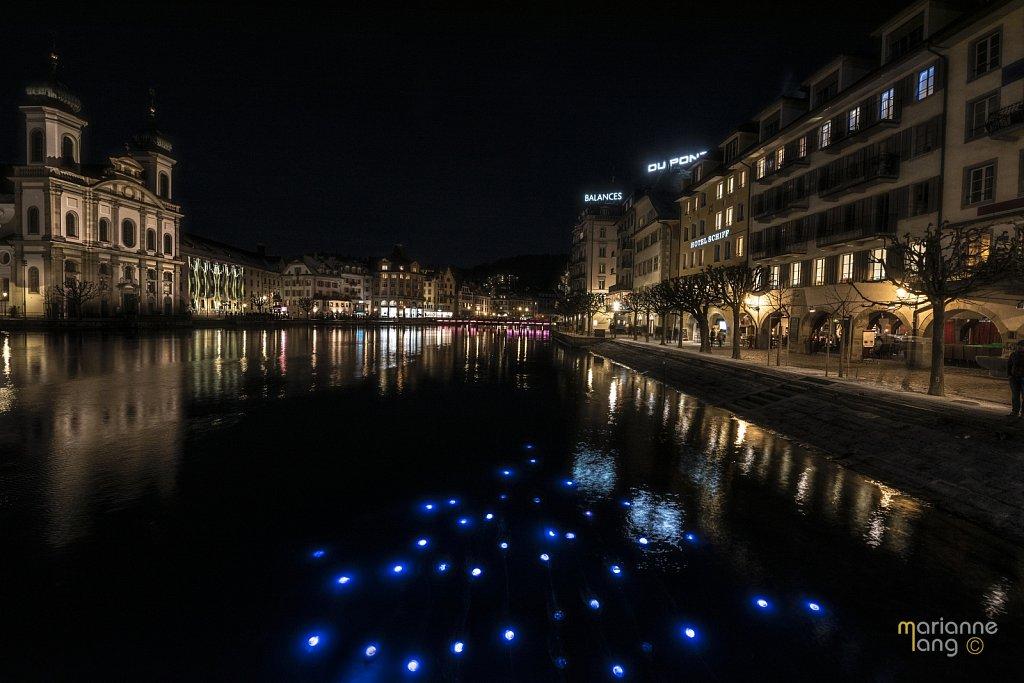 Lichterfestival Luzern LILU 2019